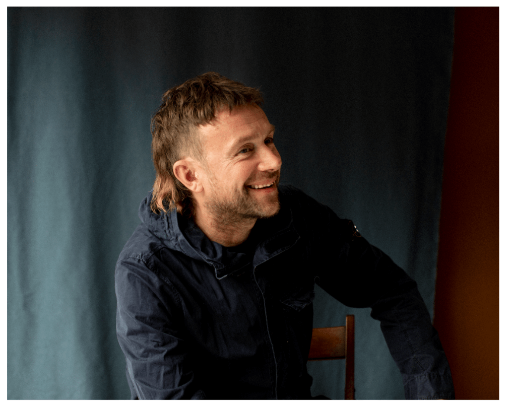 """Damon Albarn, has shared a live performance of """"Polaris,"""" off his forthcoming new album The Nearer The Fountain, More Pure The Stream Flows"""