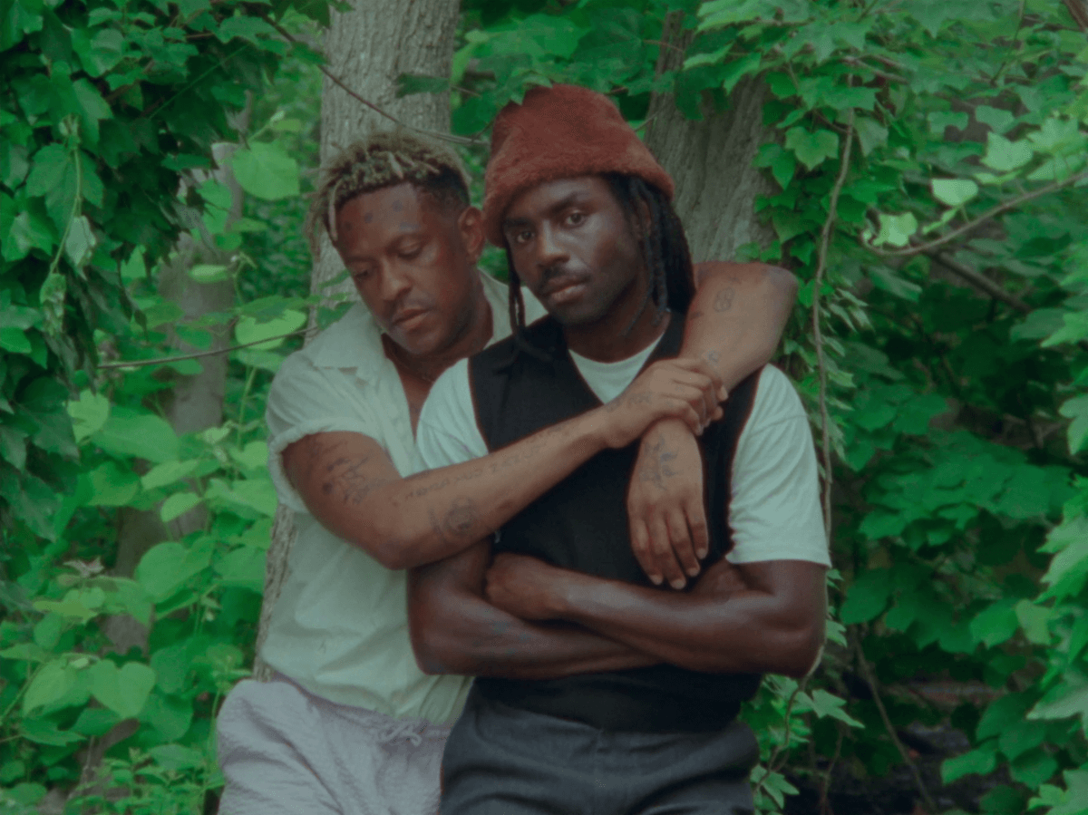 """Mykki Blanco, has dropped a new video for """"It's Not My Choice"""" (feat. Blood Orange), directed by Blood Orange's Devonté Hynes"""