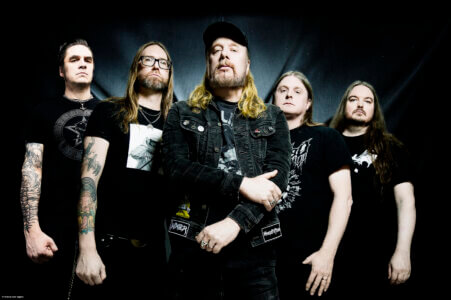 Interview with Tomas Lindberg from At The Gates: Lindberg talked writing, production the new LP, and the history of the metal scene in Sweden