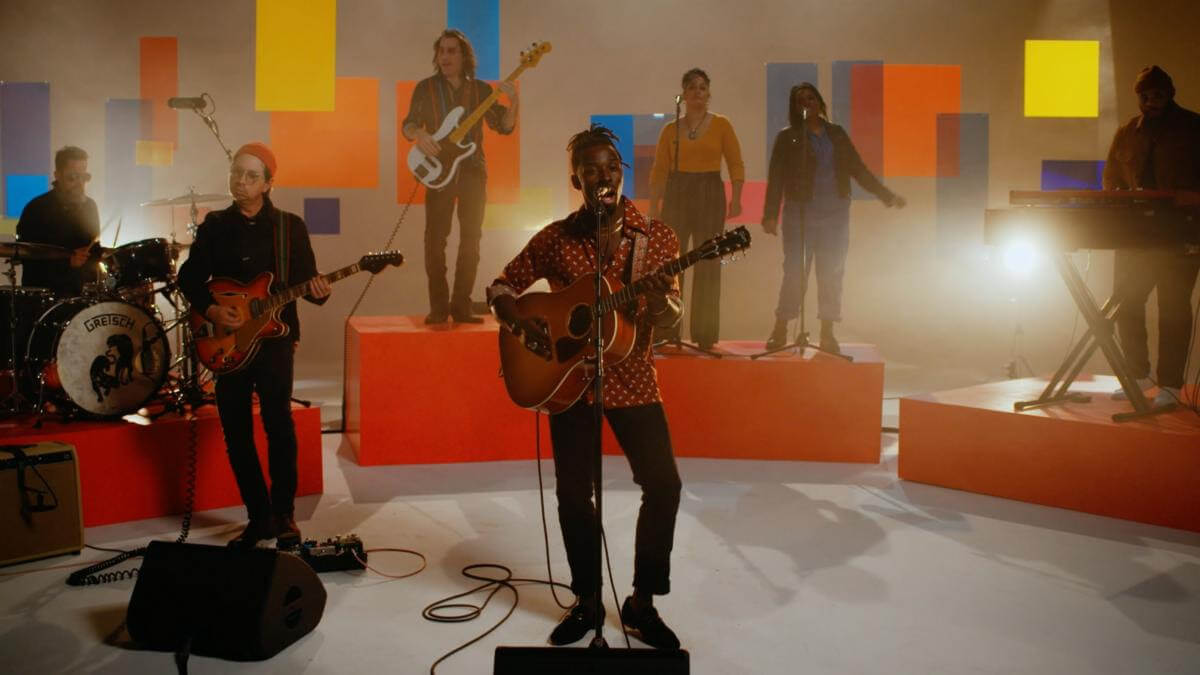 """Black Pumas have dropped new live video of their cover of Rodriguez's 1970 single """"Sugar Man"""""""
