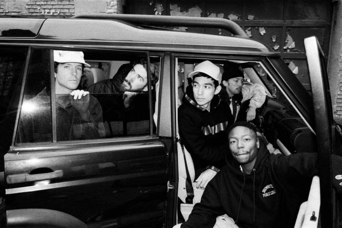 """Turnstile, have shared """"Blackout,"""" is off their forthcoming release Glow On, which drops on August 27th via Roadrunner Records"""