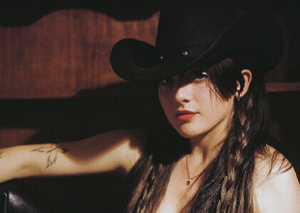 """Sub Pop introduces Bria and shares the official video for """"Green Rocky Road"""" from Country Covers Vol. 1 EP, out September 24, via Sub Pop"""