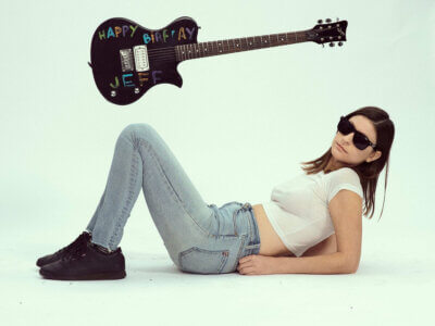 """Colleen Green has released a video for """"It's Nice to Be Nice,"""" a new single from her LP Cool, available September 10th via Hardly Art"""