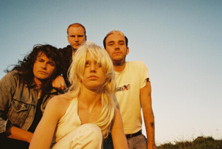 Amyl and the Sniffers, will release their second album Comfort To Me on September 10 on ATO Records