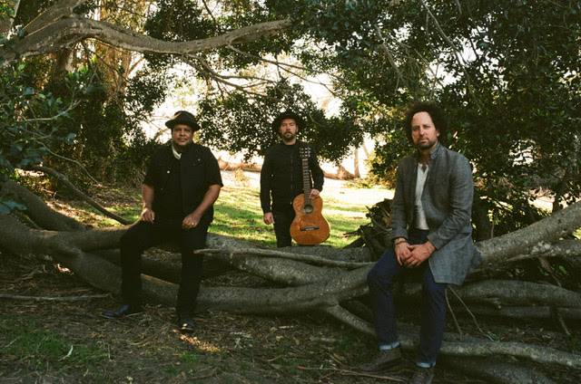 """Leon Creek Debuts """"Shakes The Ground."""" project from Los Angeles-based singer/songwriter Chris Pierce, Matthew Stevens, and Erik Janson"""