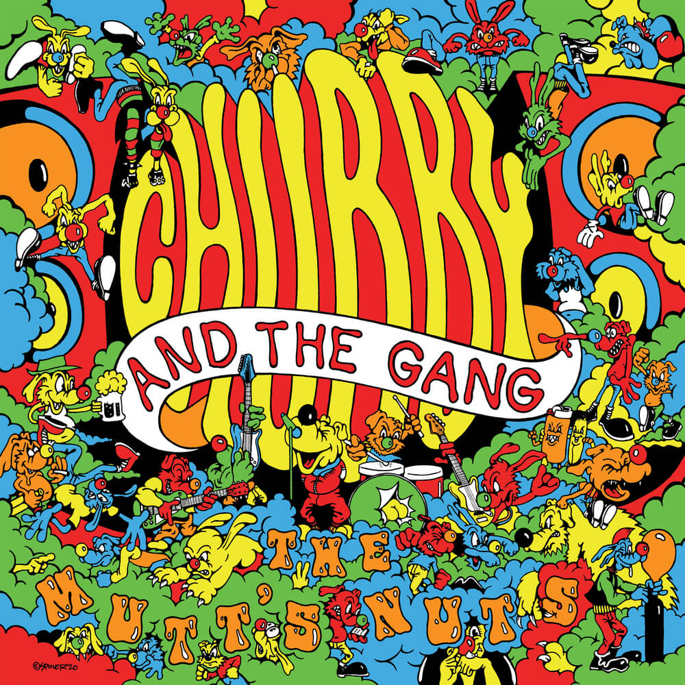 The Mutt's Nuts by Chubby and the Gang Album review by Adam Williams for Northern Transmissions