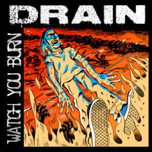 Santa Cruz band Drain have signed to legendary punk/hardcore label Epitaph Records. Along with the news, the band have shared Watch You Burn
