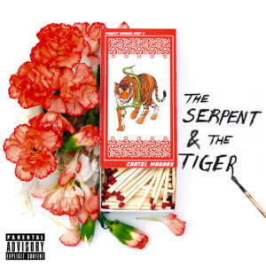 The Serpent & The Tiger by Cartel Madras album review by Brody Kenny for Northern Transmissions