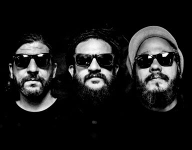 """Sonido De La Frontera have shared a new video for """"Cumbia Pacífica Del Mar."""" The track is off their forthcoming release Sonidero Guerrillero"""