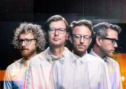 """Public Service Broadcasting share their new single and video, """"Blue Heaven"""""""