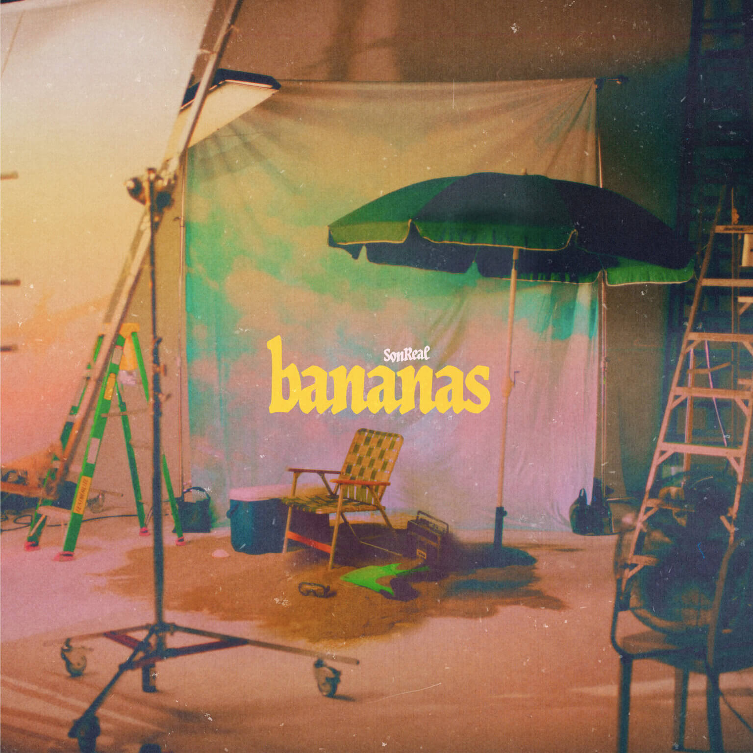 """SonReal, recently released a video for his single """"Bananas,"""" the track is now available via various streaming services"""