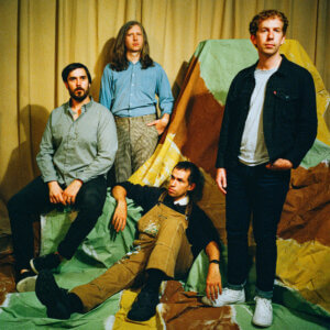 Parquet Courts have announced Sympathy For Life, the band's new full-length, will arrive on October 22nd via Rough Trade Records