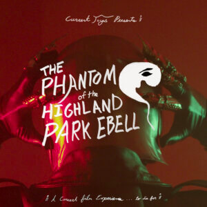 Current Joys, the project of Nick Rattigan, has teamed up with his visual collaborator Gary Canino on The Phantom of the Highland Park Ebell