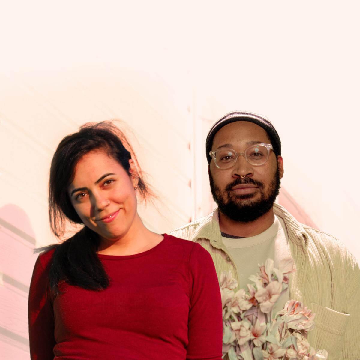 "illuminati hotties, AKA: producer/writer Sarah Tudzin, has dropped a remix to her summer tune ""Pool Hopping"" featuring Bartees Strange"