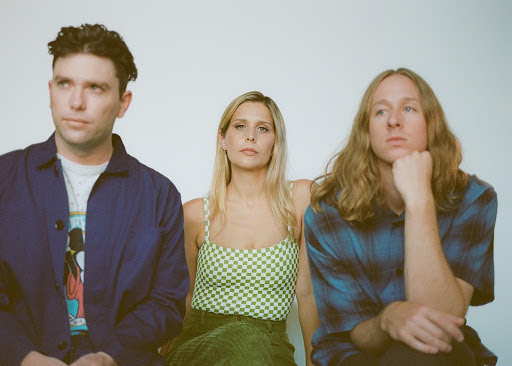 """Australian trio Middle Kids have released a new video for """"Stacking Chairs"""""""