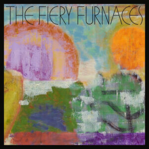 """Legendary brother and sister act, The Fiery Furnaces announce live shows w/Fred Armisen, release new single """"The Fortune Teller's Revenge"""""""