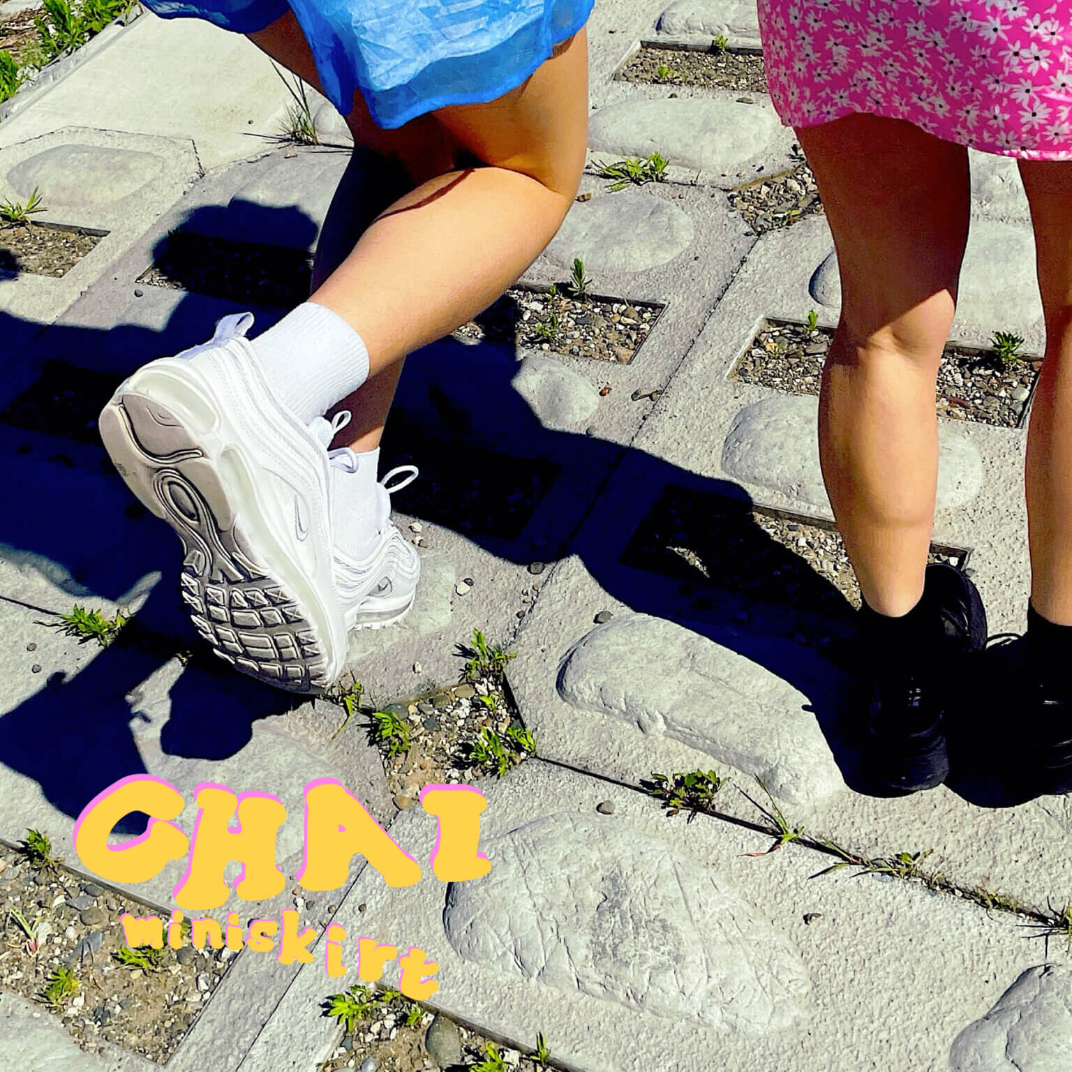 """CHAI have released a video for """"miniskirt,"""" part of the Adult Swim series, the accompanying video was directed by Yoshika Matsuoka"""