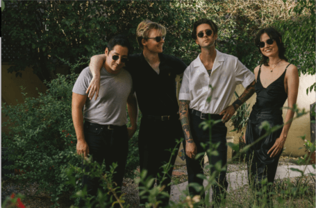 """Northern Transmissions Song of the Day is """"(On My) Mind"""" by Dear Boy. The Los Angeles band's single is now available via Last Gang"""
