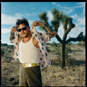 """Wavves have shared a visualizer for """"Thru Hell."""" The track is off the band's current release Hideaway, now available via Fat Possum Records"""