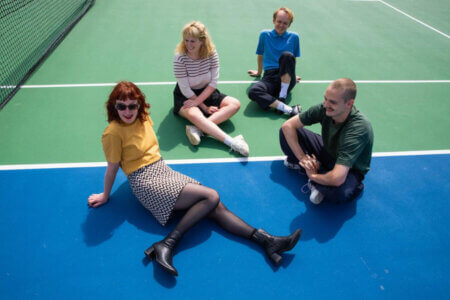 """""""You Don't Want This"""" by Pip Blom is Northern Transmissions Song of the Day. The track is off the band's LP 'Welcome Break' Due Out 10/8"""