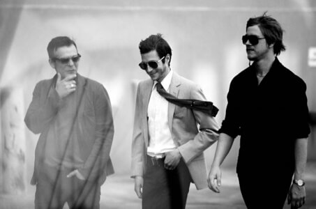Interpol have announced they are working in a new album. The band is working with producers Moulder and Flood, and will come out in 2022