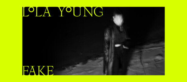 """""""Fake"""" by Lola Young is Northern Transmissions Song of the Day. The track is off the UK artist's EP After Midnight"""