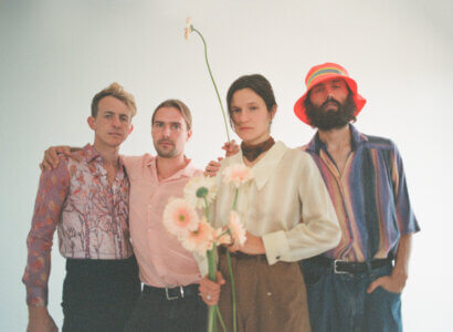 """Big Thief have released a new single/video entitled """"Certainty."""" The track was written and recorded at Sam Evian's Flying Cloud Studios"""