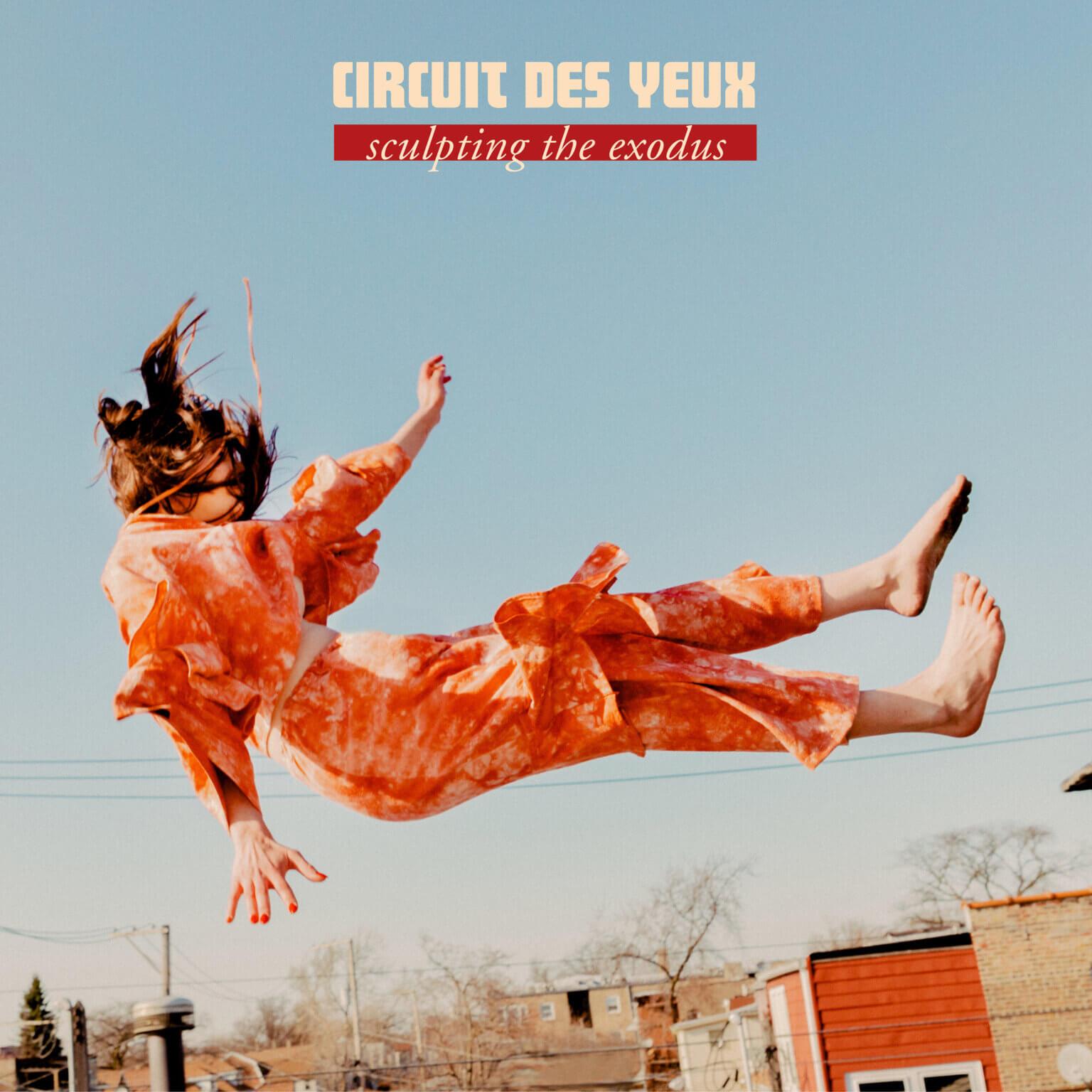 Circuit Des Yeux Announces New LP io