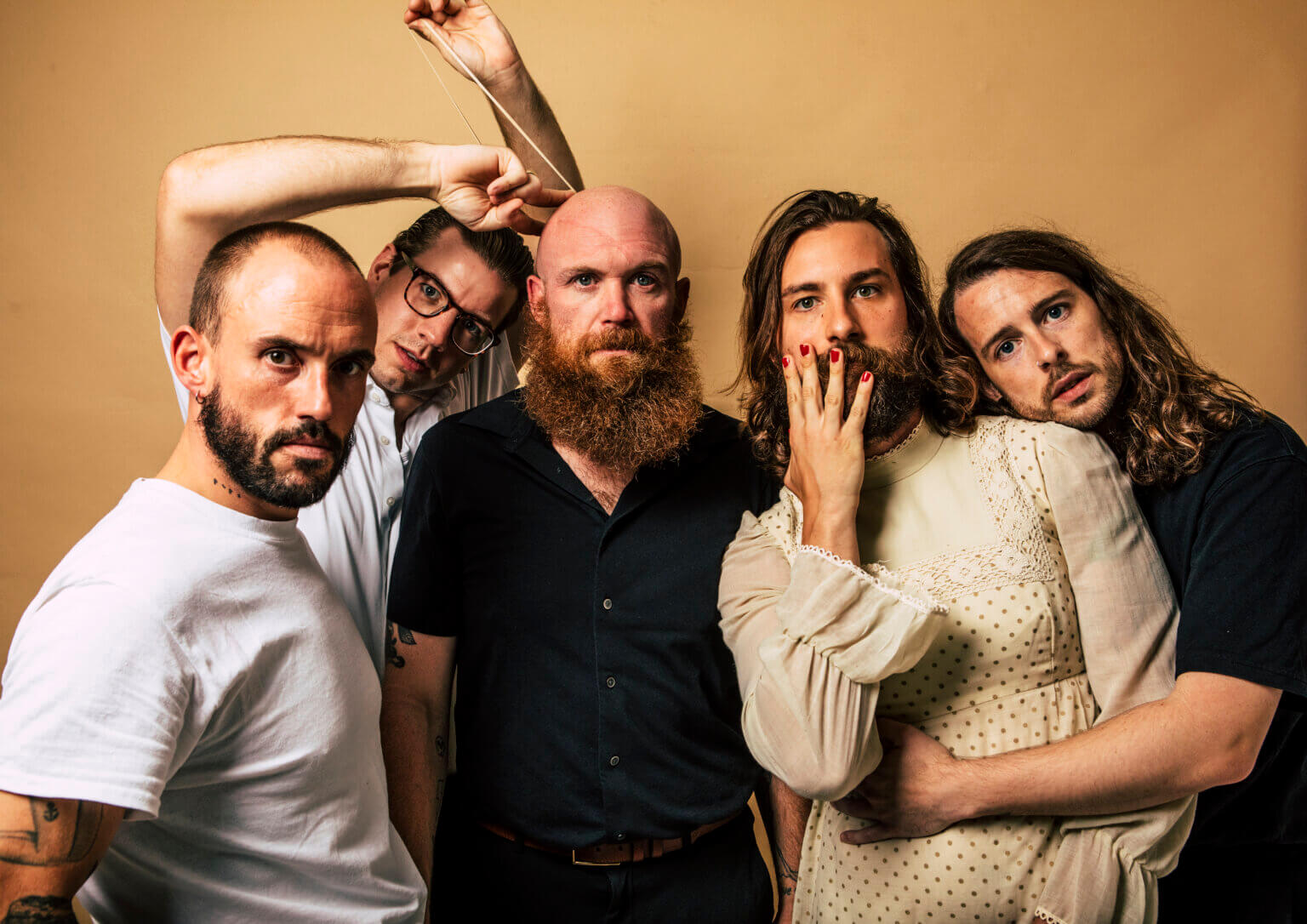 IDLES have announced CRAWLER, their forthcoming release will drop on November 12, 2021 via Partisan Records