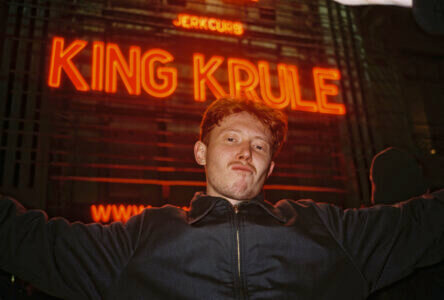 King Krule releases his new live albumYou Heat Me Up, You Cool Me Down, the album is accompanied by a live film