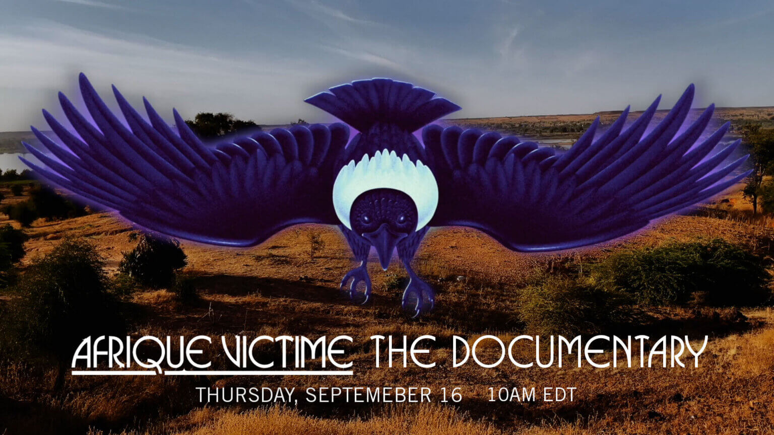 Mdou Moctar have released the film Victime Afrique