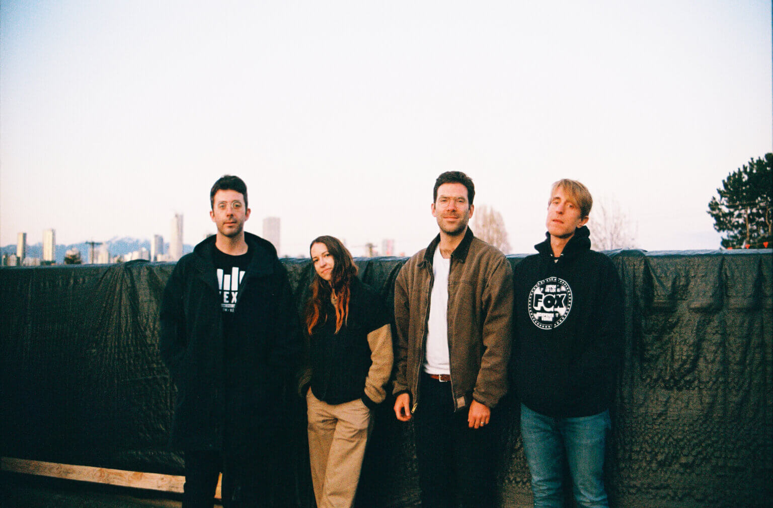 """Blue J have released their new single """"Something Happened."""" The band fronted by Vancouver artist Justice McLellan, is now available to stream"""