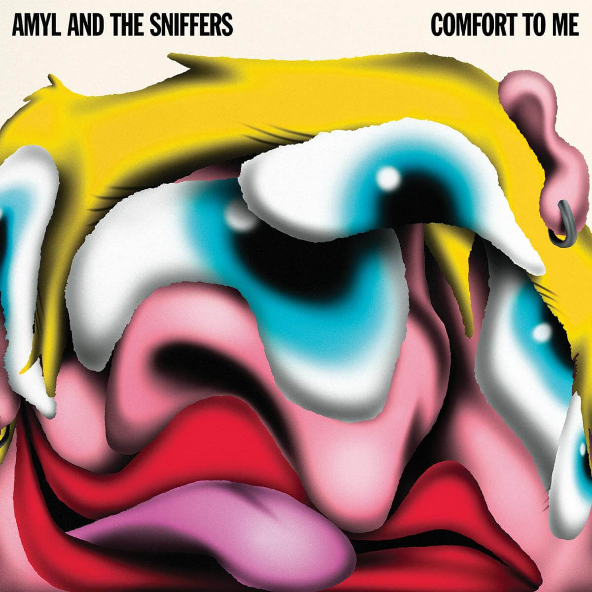 Comfort To Me by Amyl & The Sniffers Album review by Adam Williams for Northern Transmissions