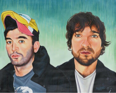 """Sufjan Stevens and Angelo De Augustine have shared """"Cimmerian Shade"""" and """"You Give Death A Bad Name,"""" off their LP A Beginner's Mind"""