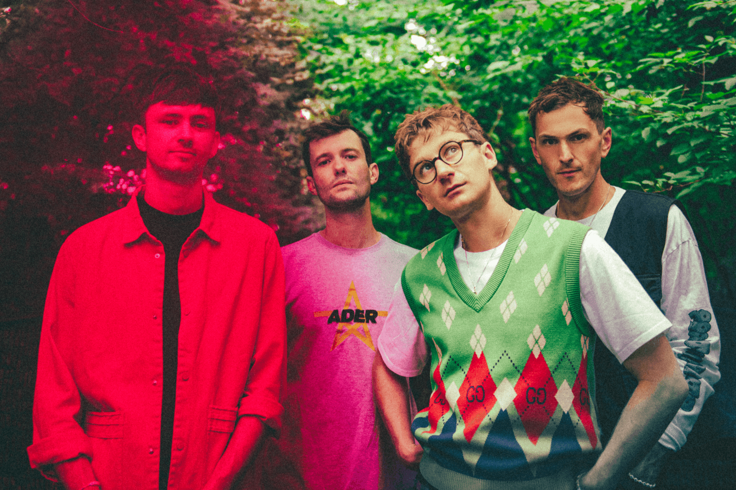 """Glass Animals have released a new video for """"I Don't Wanna Talk (I Just Wanna Dance)"""" the track is now available via Republic Records"""