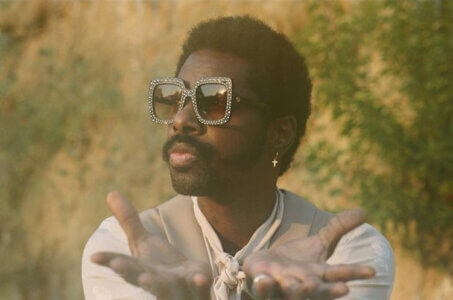 """""""I Can't Hide It"""" By Curtis Harding is Northern Transmissions Video of the Day. The track is off the his LP If Words Were Flowers"""