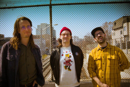 Motorists interview with Northern Transmissions. The band recently released their new album Surround