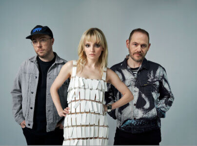 """Chvrches have shared their take on Gerard McMann's cult-classic """"Cry Little Sister"""""""