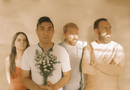 """""""Gemini"""" by Despite Great Faults is Northern Transmissions Video of the Day. The track is off the Austin, Texas band's forthcoming release IV"""