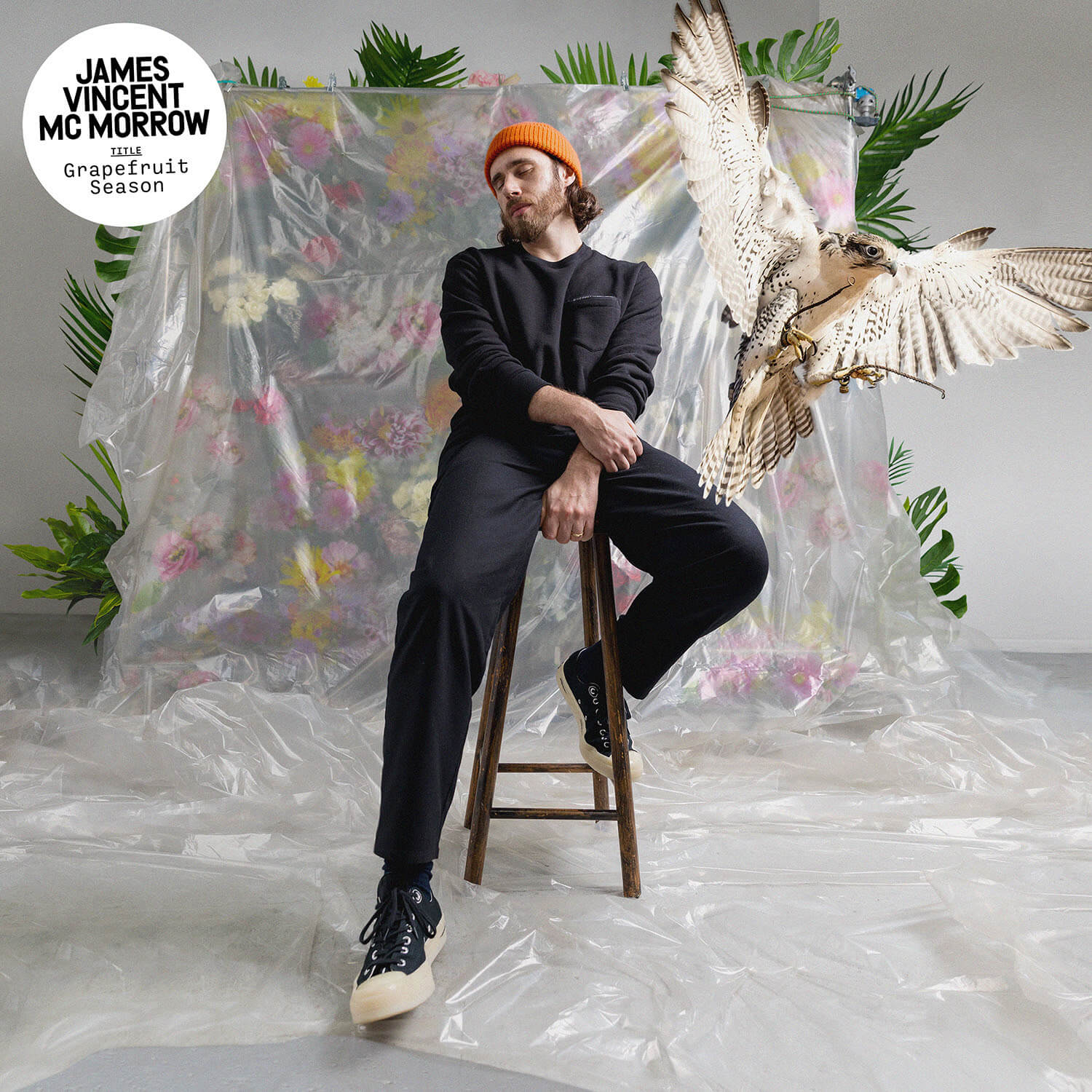 Grapefruit Season by James Vincent McMorrow Album review by Adam Williams for Northern Transmissions