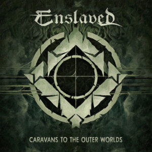 Caravans to the Outer Worlds by Enslaved Album Review by Jahmeel Russell for Northern Transmissions