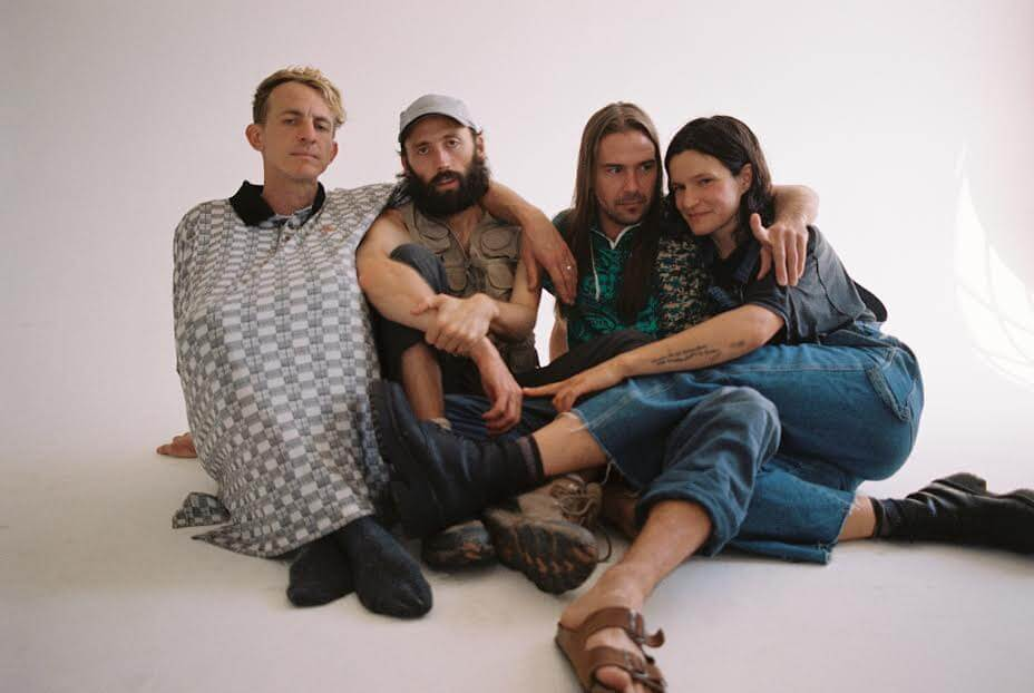 """Big Thief has released their new single """"Change,"""" the track is now available via 4AD and streaming services"""