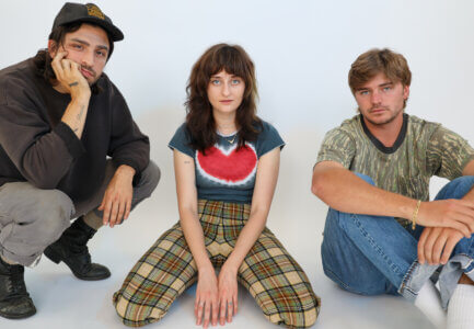 """Kills Birds debut video for """"Cough Up Cherries."""" The track is off the Los Angeles band's LP Married, out November 12, on KRO/Royal Mountain"""
