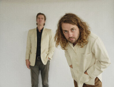 """Ahead of their mixer tour, Kevin Morby and Hamilton Leithauser have shared their collaborative track, """"Virginia Beach."""""""