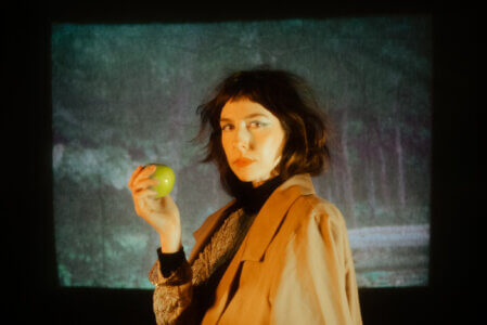 """""""Figure And I"""" by Kristine Leschper (FKA Mothers) is Northern Transmissions Video of the Day. The track is now available via ANTI-"""