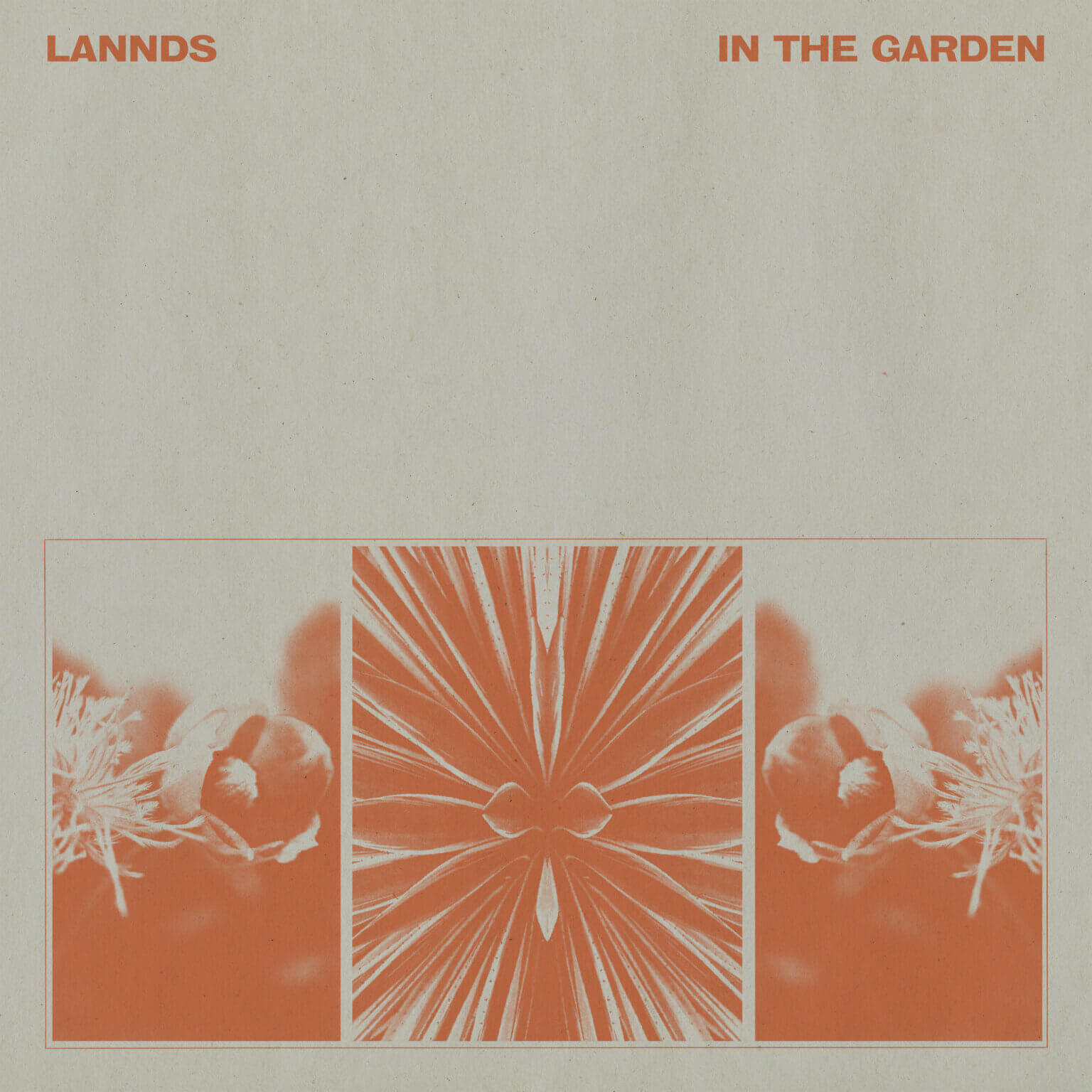 """""""In The Garden"""" By Lannds is Northern Transmissions Song of the Day. The track is now available via Run For Cover Records"""