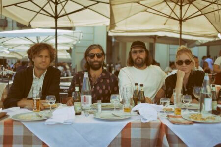 """""""As Far Away As Possible"""" By Shout Out Louds is Northern Transmissions Song of the Day. The track is now available via /Integral/PIAS"""