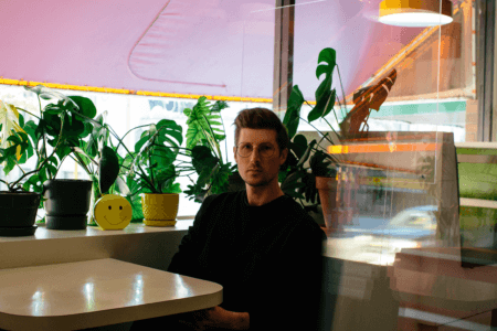 """""""Swimming"""" by Teen Daze is Northern Transmissions Song of the Day. The track is off the Vancouver, BC artist's album Interior, out 12/10"""