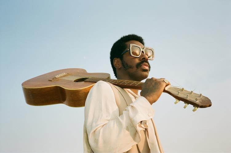 """Curtis Harding Drops new track """"With You"""" ft: Sasami. The song is now available via ANTI- and streaming services"""