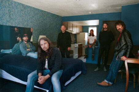 """The War On Drugs have shared """"Care."""" The final single off the band's Album I Don't Live Here Anymore, which drops on October 29, 2021"""